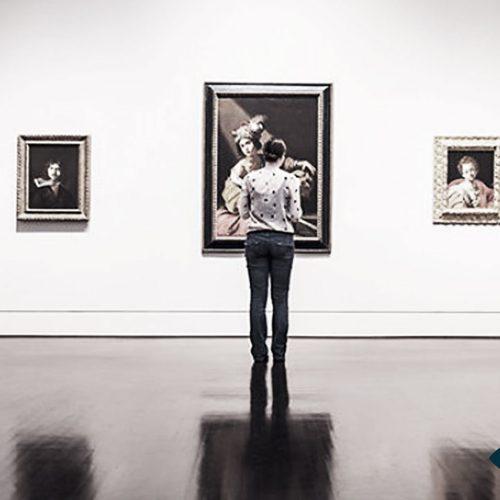 Kunstausstellung virtuell erfassen und als 3D Tour umsetzen