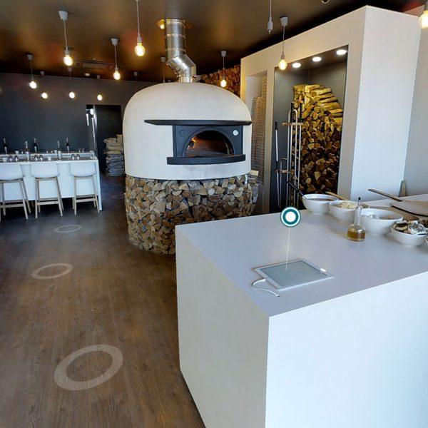 3D Rundgang für Gastronomen.