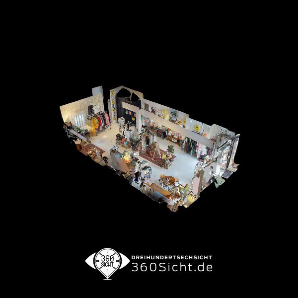 Einzelhandel in Hamburg Eimsbüttel nutzen 3D Rundgänge und virtuelle Touren