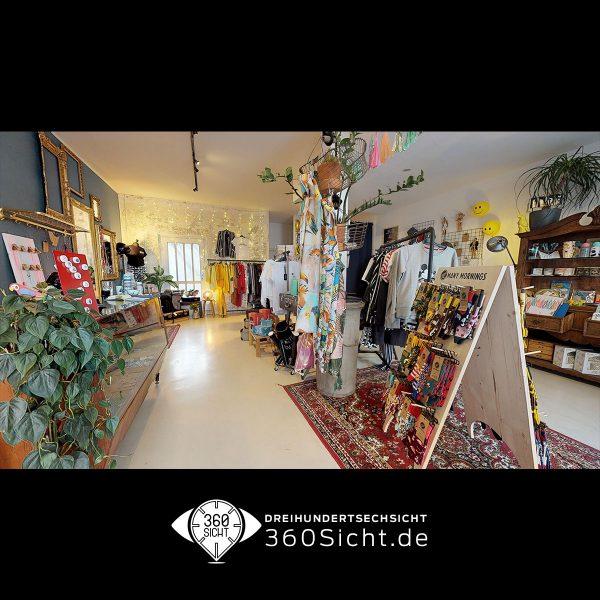 Virtuelle Tour für Ladenbesitzer in Hamburg