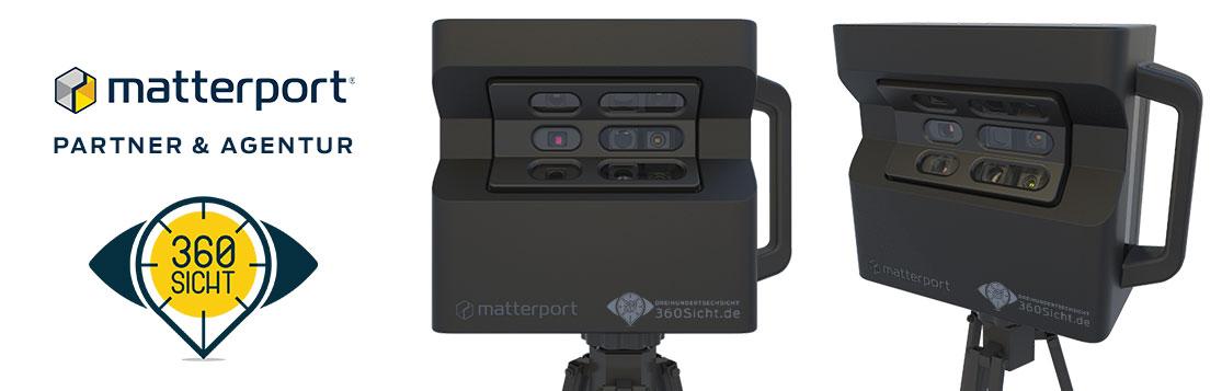 360Sicht.de ist ein Partner von Matterport