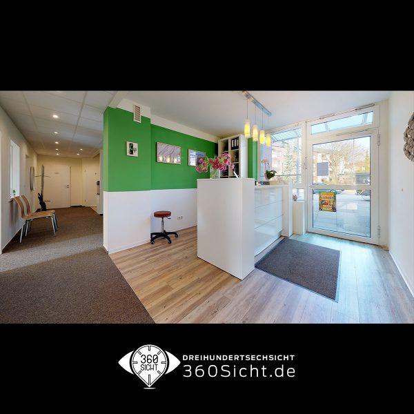 Hamburg zeigt Praxen in 3D und virtuell dank 360Sicht.de
