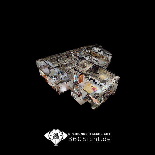 Hamburger Immobilien jederzeit virtuell begutachten mit 360Sicht.de