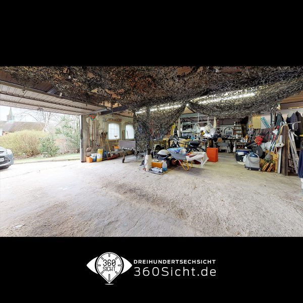 Ihr Haus in Hamburg viirtuell in 3D als Tour erfassen