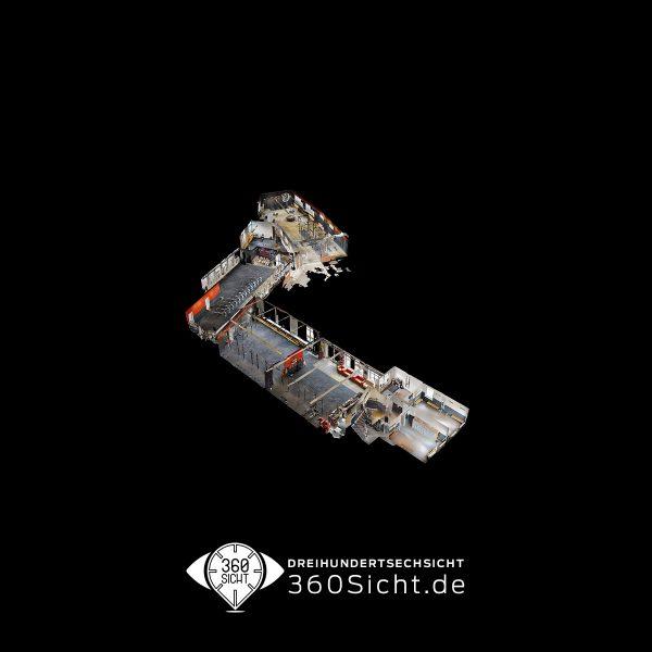 3D Tour für Sportvereine in Hamburg dank 360Sicht.de
