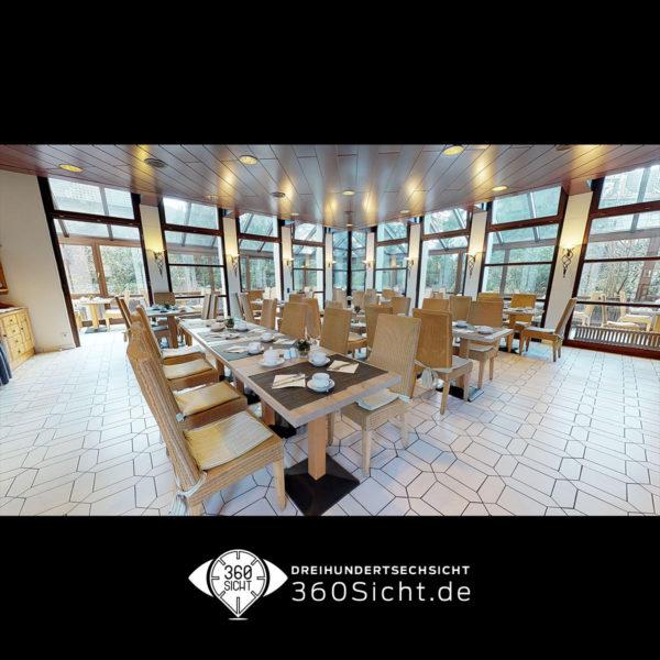 Hotel Engel in Hamburg virtuell besuchen. 3D Tour mit 360Sicht.de