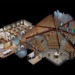 Kirchen Rundgang als virtuelle Tour in 3D